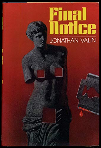 Final Notice: Valin, Jonathan