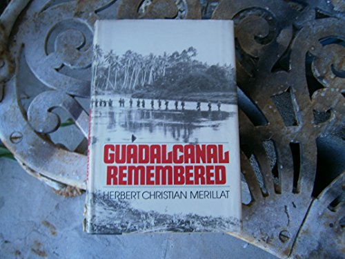 9780396080480: Guadalcanal remembered