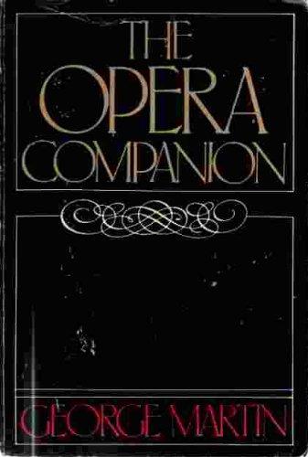 9780396080978: The opera companion