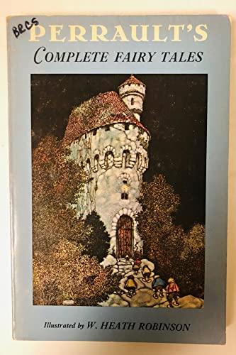9780396081081: Perrault's Complete Fairy Tales