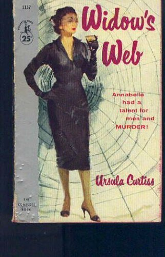 9780396081647: Widow's Web
