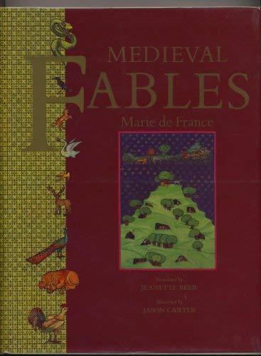 Medieval fables (039608169X) by Marie de France