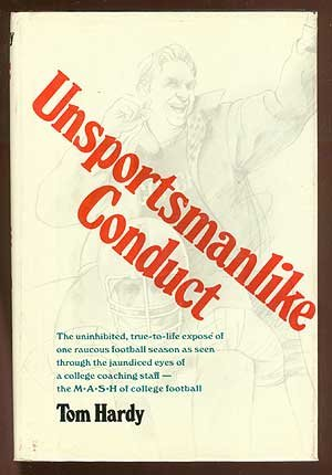 Unsportsmanlike Conduct: Thomas Hardy