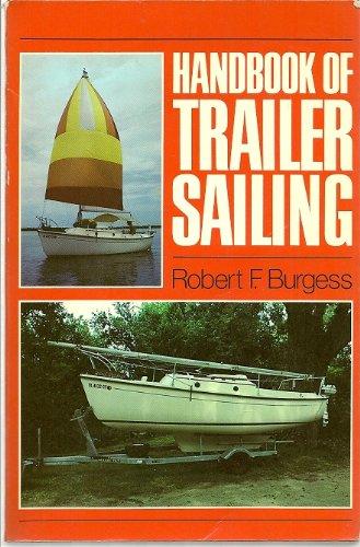 9780396083030: Handbook of Trailer Sailing