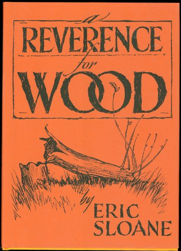 9780396083351: A reverence for wood