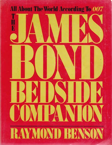 9780396083849: The James Bond Bedside Companion