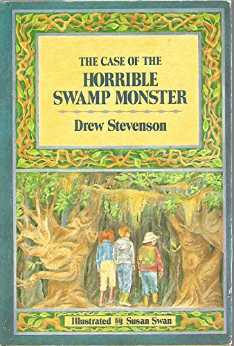 9780396084662: Case of the Horrible Swamp Monster