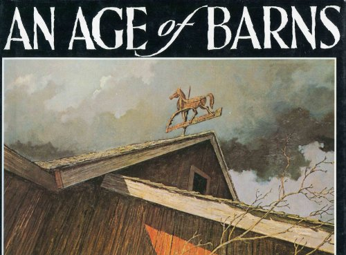 9780396085706: Eric Sloane's an Age of Barns