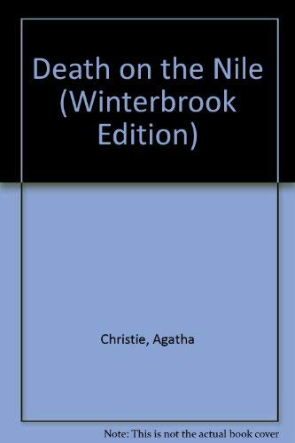 9780396085737: Death on the Nile (Winterbrook Edition)