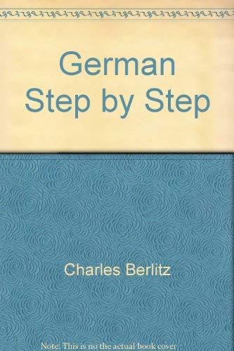 German step-by-step: Berlitz, Charles