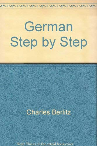 9780396085935: German step-by-step