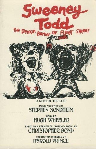 9780396085980: Sweeney Todd, the Demon Barber of Fleet Street