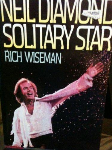 9780396086192: Neil Diamond, Solitary Star