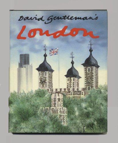 9780396086529: David Gentleman's London