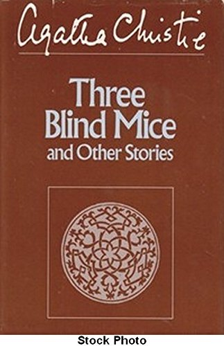 9780396087076: Three Blind Mice and Other Stories (Winterbrook Edition)