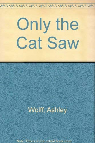 9780396087274: Only the Cat Saw