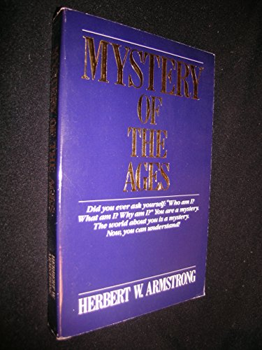 9780396088080: Mystery of the Ages
