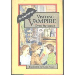 9780396088561: The Case of the Visiting Vampire