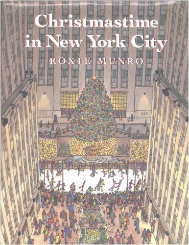 9780396089094: Christmastime in New York City
