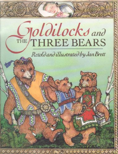 9780396089254: Goldilocks and the Three Bears