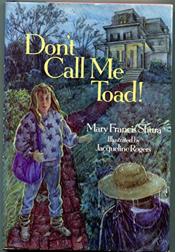 9780396089711: Don't call me Toad!