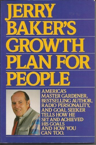 9780396089735: Jerry Baker's Growth Plan for People