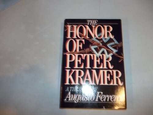 9780396089766: The Honor of Peter Kramer