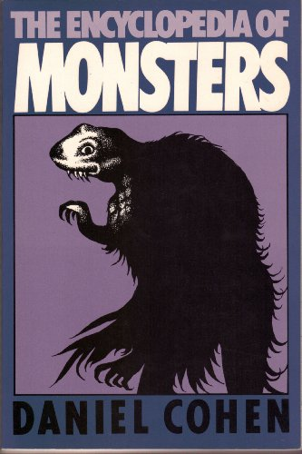 9780396090519: The Encyclopedia of Monsters