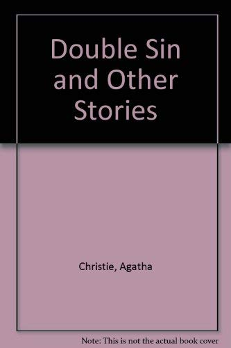 9780396091585: Double Sin and Other Stories