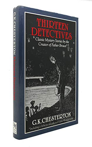 9780396092117: Thirteen Detectives