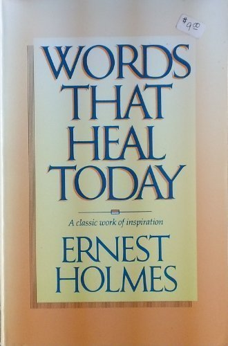 9780396093213: Words That Heal Today