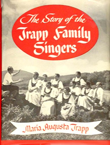 9780397000180: Story of the Trapp Family Singers