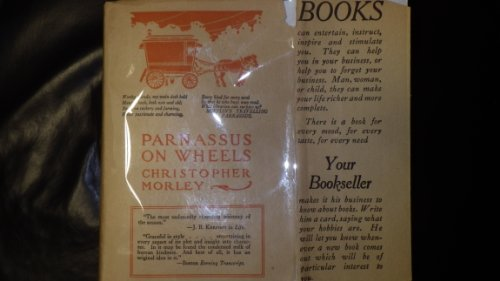 Parnassus on wheels;: Morley, Christopher