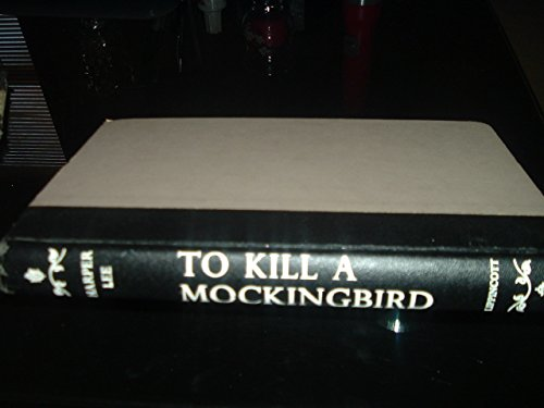9780397001514: To Kill a Mockingbird
