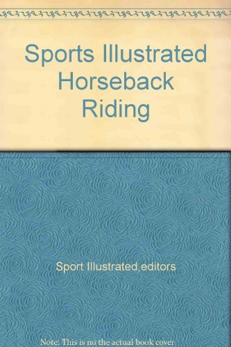 9780397007356: Sports Illustrated Horseback Riding