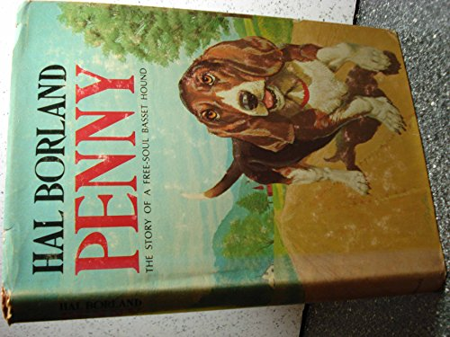 9780397008643: Penny: The Story of a Free-Soul Basset Hound