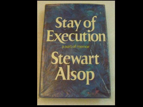 9780397008971: Stay of Execution: A Sort of Memoir