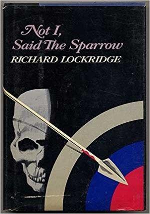 9780397009626: Not I, said the sparrow;: An Inspector Heimrich mystery