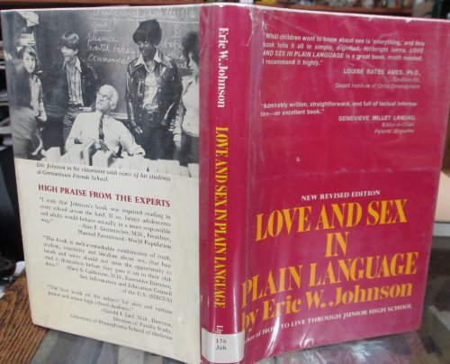 9780397009886: Love and sex in plain language,