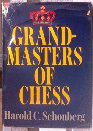 9780397010042: Grandmasters of chess,