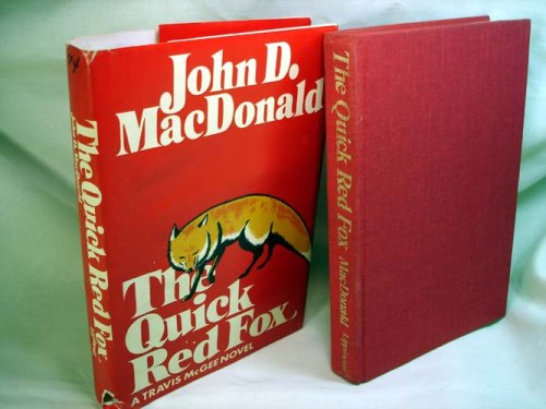 9780397010158: The Quick Red Fox
