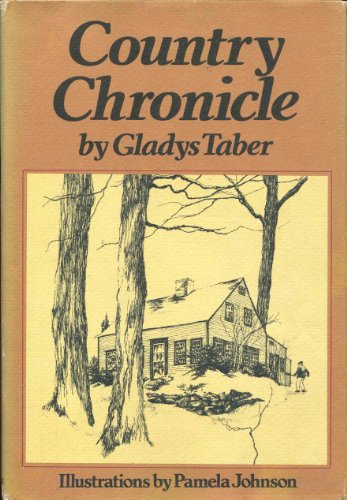 Country Chronicle: Gladys Bagg Taber