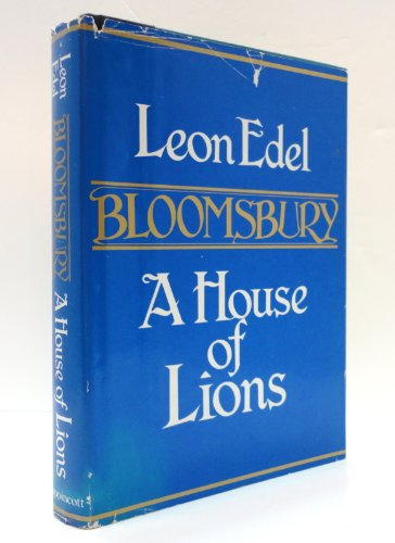 9780397010431: Bloomsbury: A House of Lions