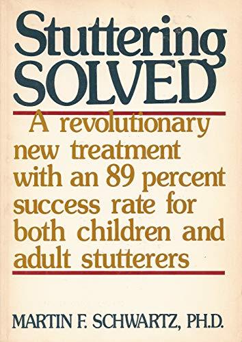9780397011346: Stuttering Solved