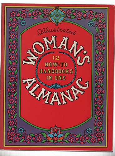 9780397011384: Woman's almanac: 12 how-to handbooks in one