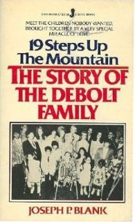 9780397011551: Nineteen Steps Up the Mountain: The Story of the Debolt Family