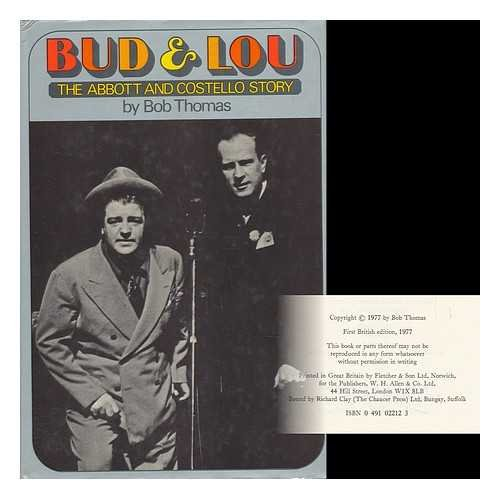 9780397011957: Bud & Lou: The Abbott & Costello story