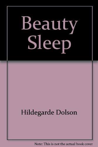 Beauty sleep: Hildegarde Dolson