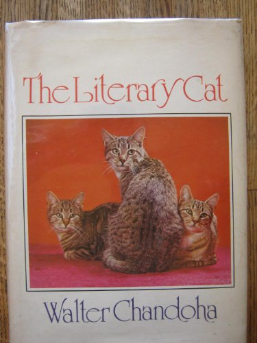 The Literary Cat: Chandoha, Walter