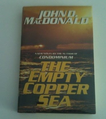 9780397012206: The Empty Copper Sea (Travis McGee, Book 17)